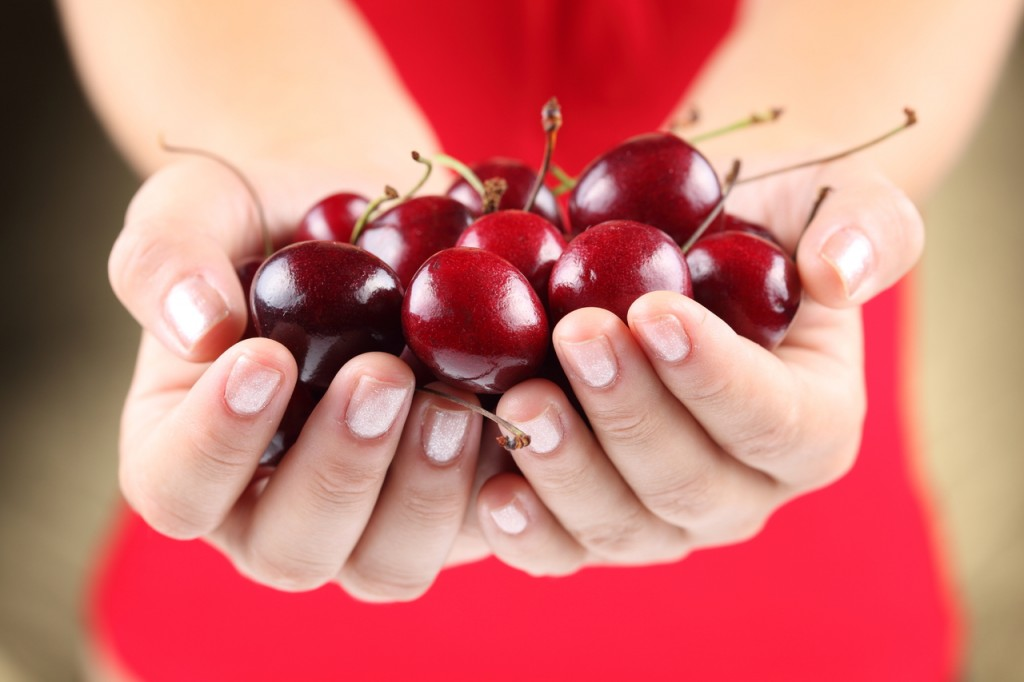 cherries-for-skin