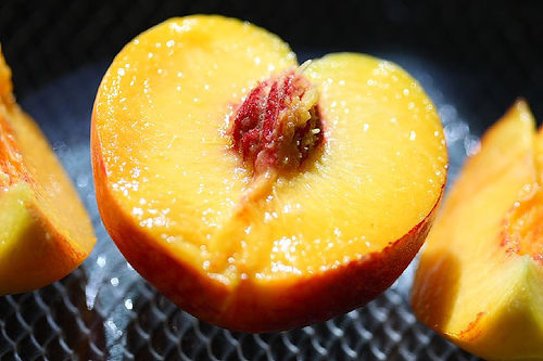peach-for-glowing-skin