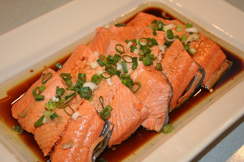 salmon-for-glowing-skin
